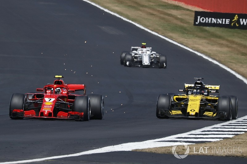 "Renault ""impressed"" by Ferrari power gains"