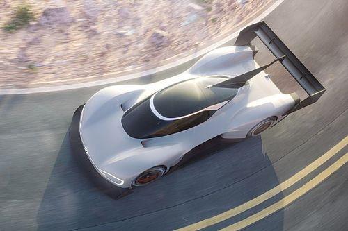 Volkswagen tampilkan foto pertama I.D. R Pikes Peak