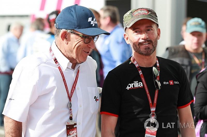 Max Biaggi guiderà MotoE al Mugello prima della gara della MotoGP