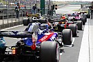 Los equipos ayudan a F1 en buscar un aumento de adelantamientos