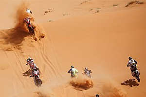 Merzouga Rally: Van Beveren, Al-Attiyah win opening stage