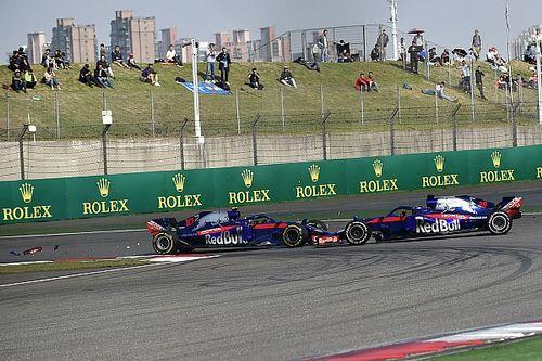 "Senggolan duo Toro Rosso disebabkan ""miskomunikasi"""