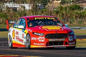 Darwin Supercars: McLaughlin takes provisional pole