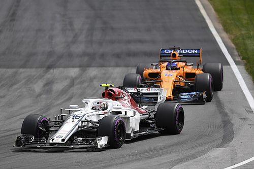 Leclerc ancora a punti con la Sauber fa crescere le ambizioni del team svizzero