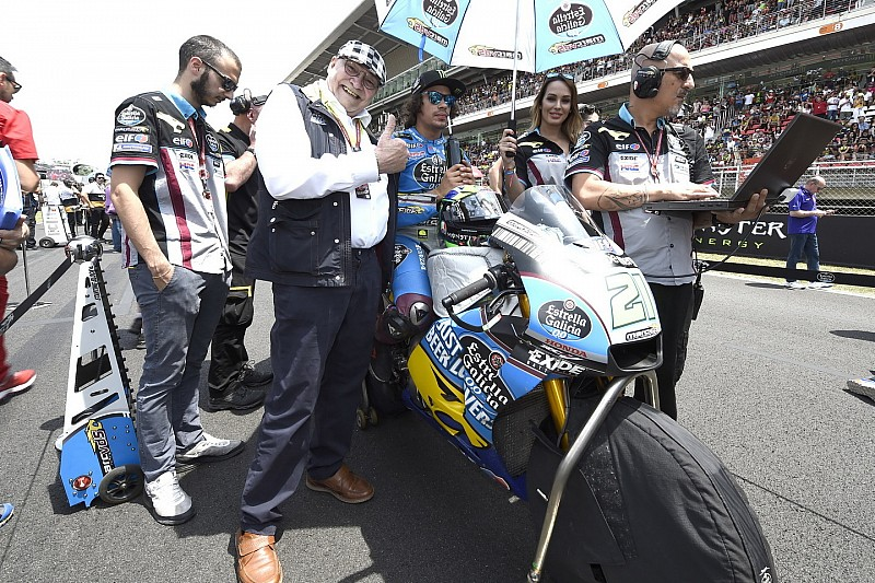 Didekati Yamaha, Morbidelli bisa seperti Zarco