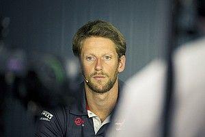 """Nouvel accident pour Grosjean: """"Ça fait chier"""""""