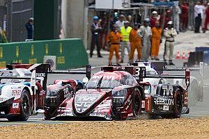 """Lotterer justifica su incidente con el Toyota de Alonso: """"El morro se soltó antes de la curva"""""""