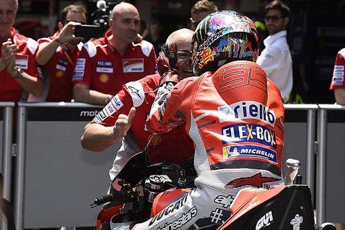 Lorenzo alig hiszi el, hogy zsinórban másodszor is nyert a Ducatival