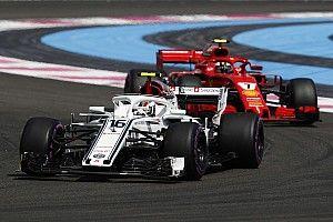 Un point et quelques regrets pour Leclerc