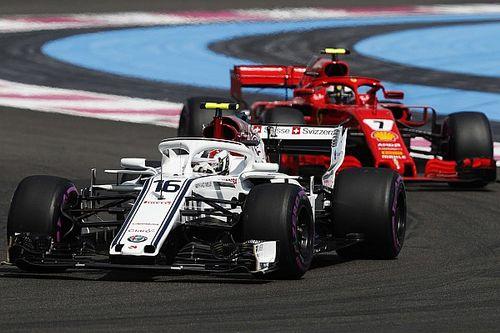 Wieder Punkte, aber auch Fehler: Leclerc will es besser machen
