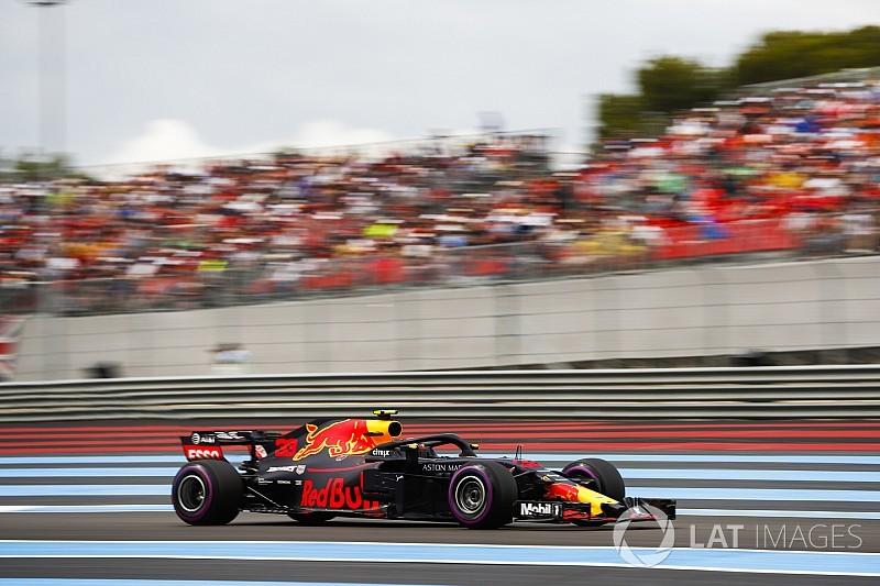 """Verstappen: """"Sin mucho esfuerzo"""" para lograr segundo lugar"""