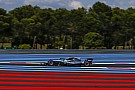 French GP: Bottas leads Sainz in rained-out FP3