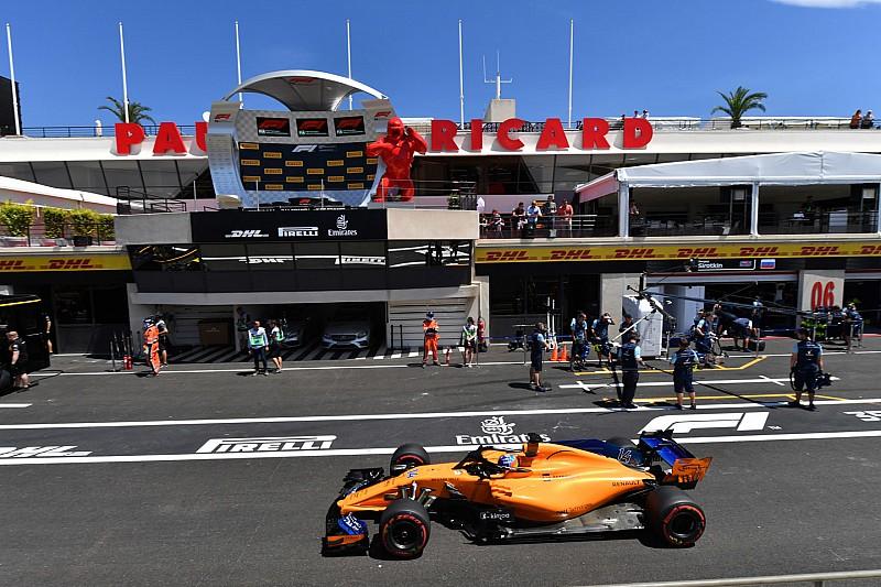 McLaren in 2019: Vandoorne, Norris of Ricciardo?