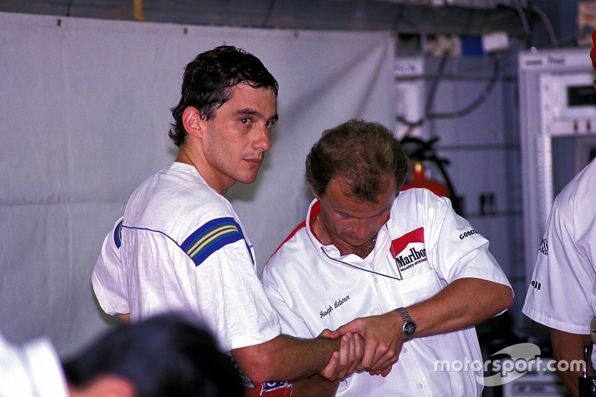Senna már 1992-től a Williams versenyzője lehetett volna