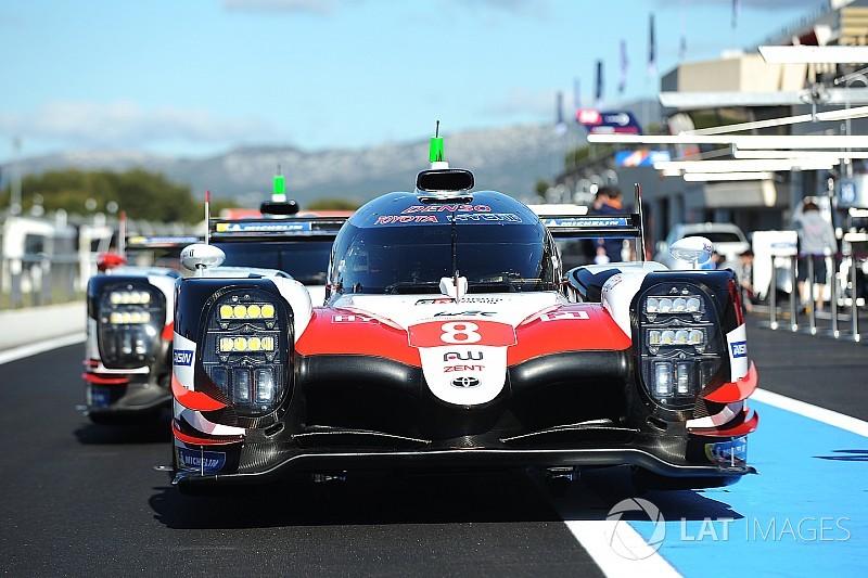 Toyota utilisera son kit aéro Le Mans à Spa