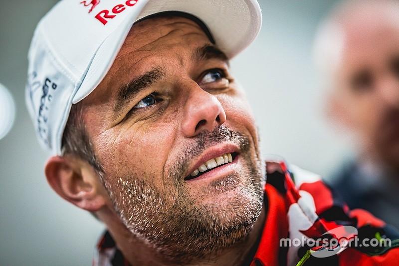 """Loeb: """"Sarebbe pretenzioso lottare per la vittoria. Il livello del WRC è molto alto"""""""
