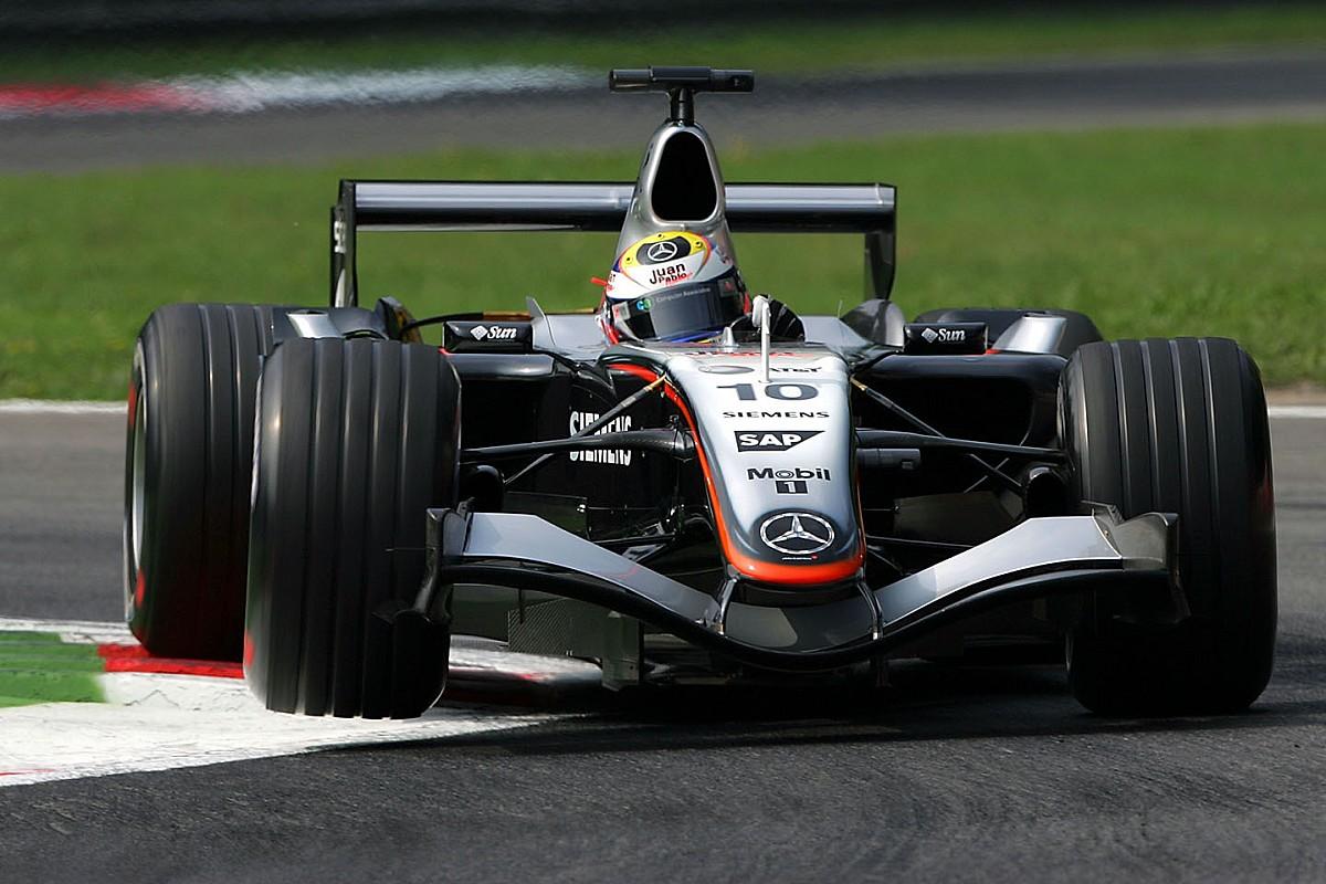 Tarihte bugün: McLaren, Montoya ile anlaşıyor