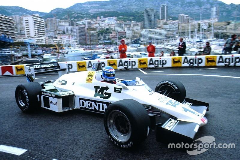 Rétro 1983 - Keke Rosberg mise gros, et gagne à Monaco !