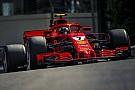 Formula 1 Verstappen yeni turbo, Raikkonen yeni kontrol elektroniğine geçti
