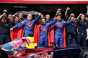 Após confirmação de Pérez, relembre todos os pilotos da Red Bull na F1