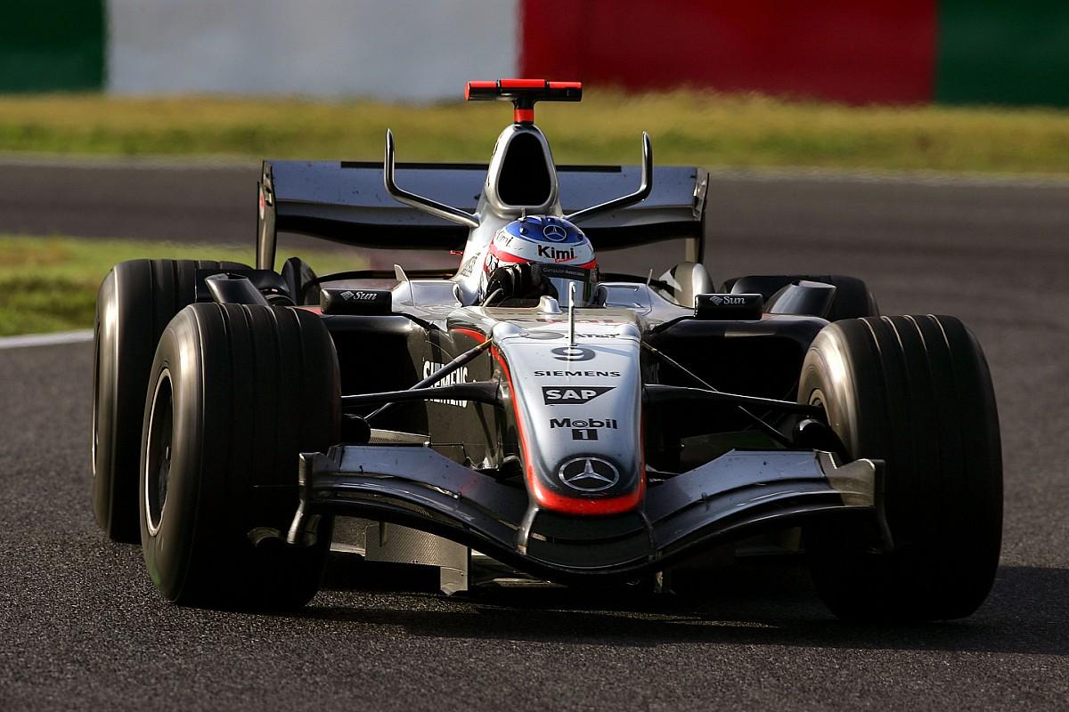 Kimi Raikkonens top 10 F1 races ranked: Japanese GP