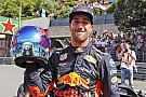 Monaco GP: Ricciardo storms to pole ahead of Vettel