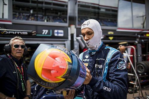 Элбон собрался убедить Марко взять его в Toro Rosso