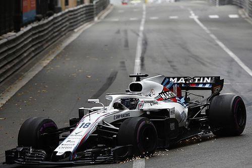 Pas de miracle pour Williams, englué à la dernière place