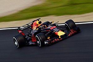 """Verstappen ya siente """"una gran diferencia"""" con el nuevo Red Bull"""