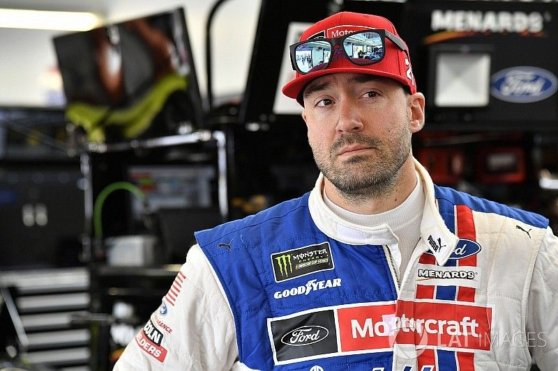 Paul Menard and the Wood Brothers already finding success together