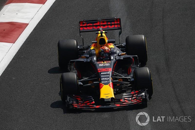 EL3 - Verstappen emmène un top 6 très serré