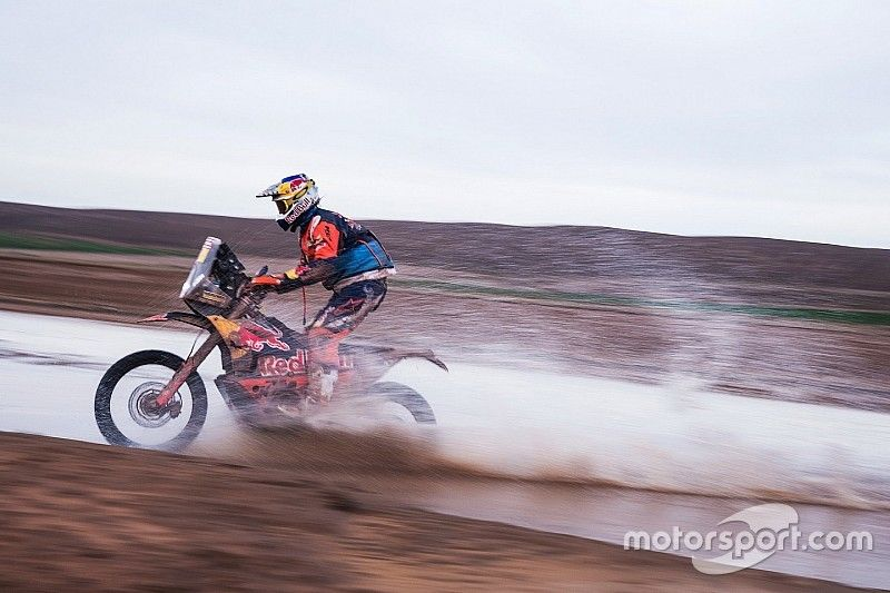 Dakar 2018, 11 Etap: Price en hızlı, Walkner lider