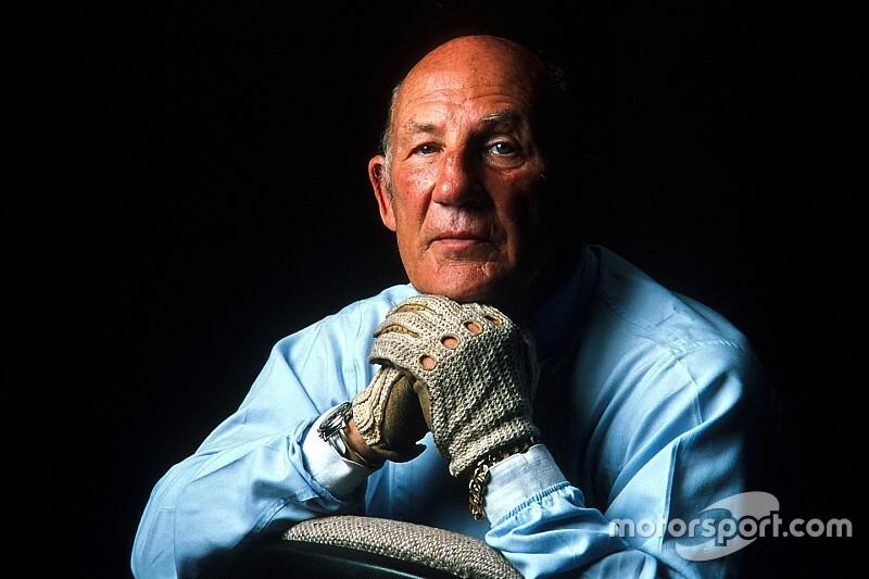 """Stirling Moss, le """"champion sans couronne"""", est décédé"""