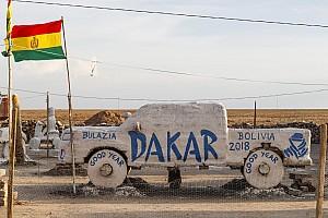 Дакар Топ список Дакар-2018, Етап 8: найкращі світлини позашляховиків