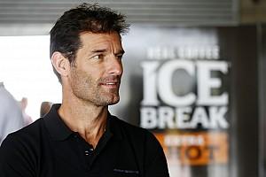 Supercars Breaking news Webber rules out future Bathurst start