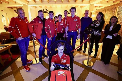 How Ferrari is preparing its future F1 stars