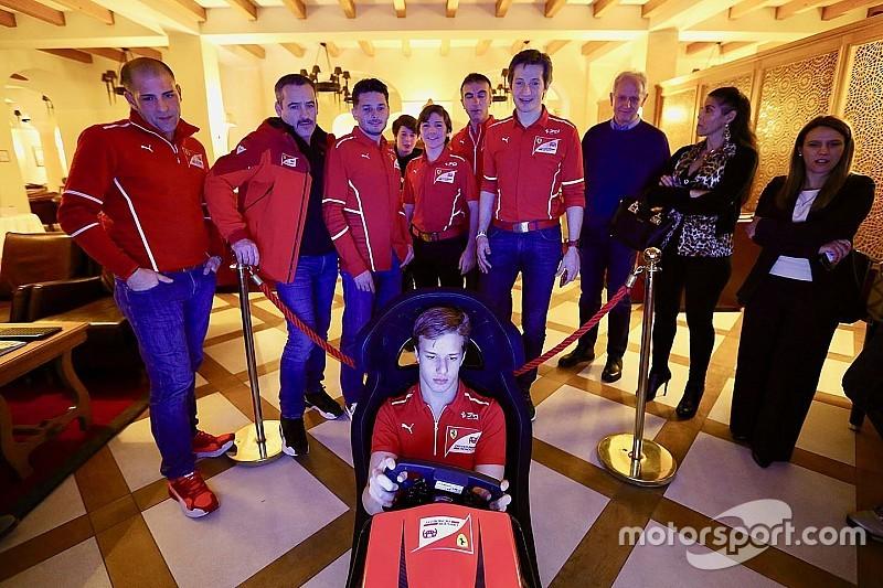How Ferrari is preparing its future F1 stars