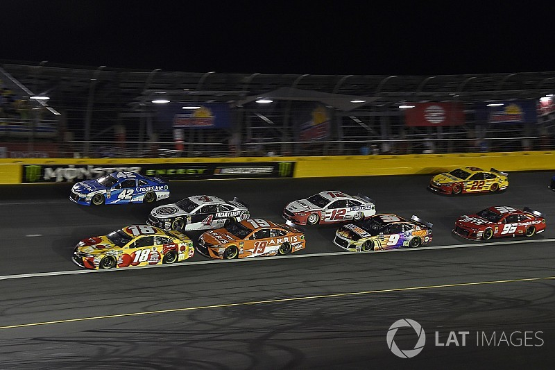 "Marcus Smith on using new aero package in Coke 600: ""Why not?"""