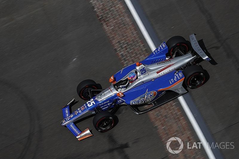 Stefan Wilson: Indy-500-Märchen wäre fast wahr geworden