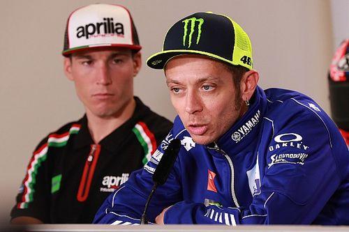 """Rossi: """"Ottimismo per il futuro da 1 a 10? 10, ma è per forza così!"""""""