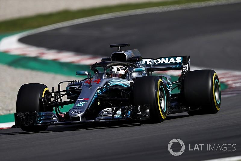 Mercedes: Barcelona fekszik a W09-nek, nem a gumikon múlt a siker