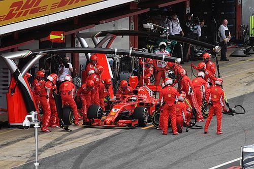 """Vettel diz que fazer apenas uma parada """"não era uma opção"""""""