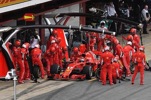 """Vettel: Ne faire qu'un seul arrêt """"n'était pas une option"""""""