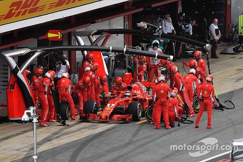 Rätselhafte Vettel-Strategie: Alles nach Plan oder verkorkster Poker?