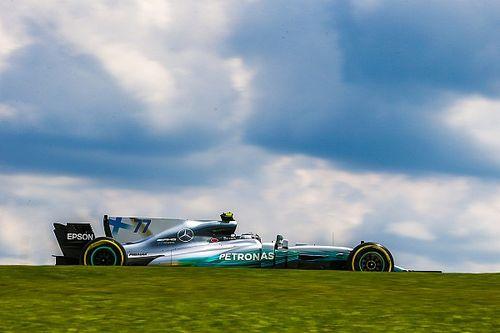 Brazilian GP: Bottas outpaces Hamilton by 0.003s in FP3