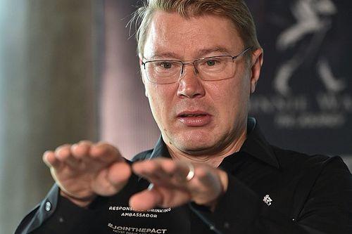 """Hakkinen critica ideia de fazer vários GPs na mesma pista: """"Pode ser frustrante"""""""