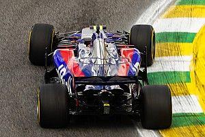 Машина Гасли сломалась за 200 метров до финиша Гран При Бразилии