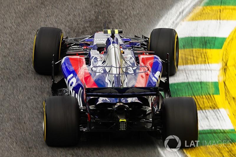 Toro Rosso estreia motor Honda em Misano