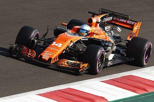 Honda удивила высокая скорость McLaren в Мексике