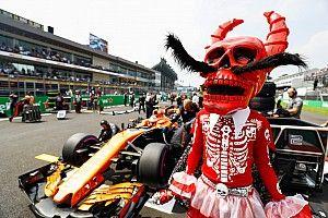 F1-dokter uit zorgen over fysieke effecten van drukke kalender